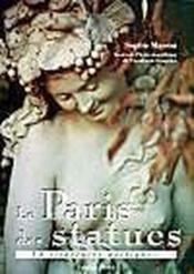 Paris des statues - Couverture - Format classique