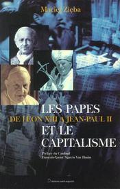 Les papes et le capitalisme ; de Léon XIII à Jean-Paul II - Intérieur - Format classique