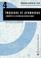 Impasses et promesses n.4 - Couverture - Format classique