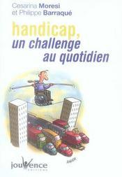 Handicap, un challenge au quotidien - Intérieur - Format classique