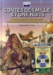 Contes des 1001 nuits, pour l'amour d'une fée - Intérieur - Format classique