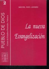 Pueblo De Dios 2 : La Nueva Evangelizacion - Couverture - Format classique
