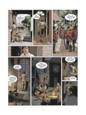 Les pirates de Barataria T.9 ; Chalmette - Couverture - Format classique