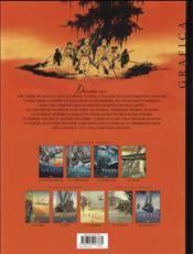 Les pirates de Barataria T.9 ; Chalmette - 4ème de couverture - Format classique