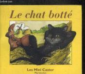 Le chat botté - Couverture - Format classique