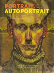 Portrait, autoportrait - Couverture - Format classique