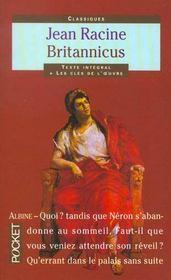 Britannicus - Intérieur - Format classique