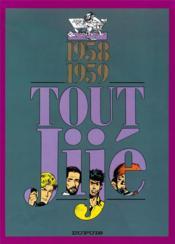 Tout Jijé t.7 ; 1958-1959 - Couverture - Format classique
