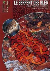Le serpent des blés - Intérieur - Format classique