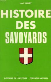 Histoire Des Savoyards - Couverture - Format classique
