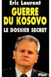 La Guerre Du Kososvo - Couverture - Format classique