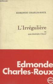 Lirreguliere. - Couverture - Format classique
