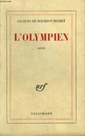 L'Olympien. - Couverture - Format classique