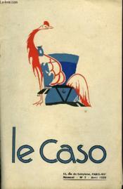 Le Caso N°2 - Organe Mensuel De Liaison Des Corniches De France Et De Navarre - Couverture - Format classique