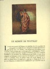 WATTEAU XVIIIe SIECLE. - Couverture - Format classique
