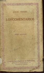 Los Comentarios, Tomo Segundo - Couverture - Format classique