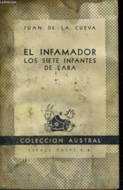 El Infamador, Los Siete Infantes De Lara - Couverture - Format classique