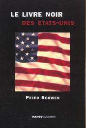 Le Livre Noir Des Etats-Unis - Intérieur - Format classique