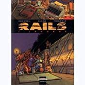 Railts t.1 ; jaguars - Couverture - Format classique