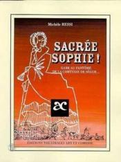 Sacree sophie - Couverture - Format classique