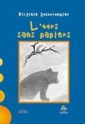L'ours sans papiers - Intérieur - Format classique