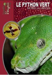 Python vert et arboricole - Couverture - Format classique
