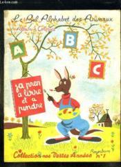 Le Bel Alphabet Des Animaux. Album A Colorier. - Couverture - Format classique