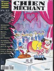 Chien Mechant N°4 - Mensuel De Bandes Dessinees Politiques - Couverture - Format classique