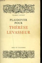 Plaidoyer Pour Therese Levasseur - Couverture - Format classique