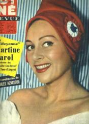 Cine Revue France - 37e Annee - N° 28 - Le Prince Et La Figurante - Couverture - Format classique