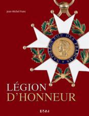Légion d'honneur - Couverture - Format classique