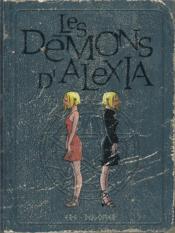 Les démons d'Alexia ; INTEGRALE VOL.2 ; T.5 A T.7 - Couverture - Format classique
