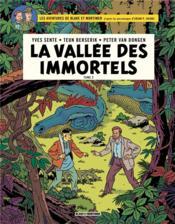 Blake et Mortimer T.26 ; la vallée des immortels t.2 ; le millième bras du Mékong - Couverture - Format classique