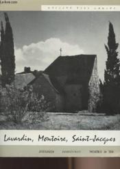 Lavardin, Montoire, Saint-Jacques - Zodiaque n°34 - Couverture - Format classique