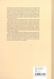 Le Livre Manuscrit Arabe. Preludes A Une Histoire - 4ème de couverture - Format classique