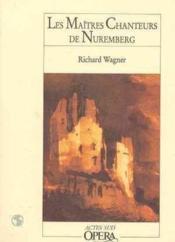 Les Maitres Chanteurs De Nuremberg - Couverture - Format classique