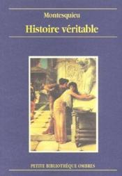 Histoire Veritable - Couverture - Format classique