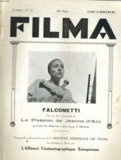 Filma N°230 - Couverture - Format classique