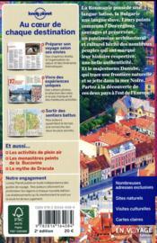 Roumanie et Bulgarie (2e édition) - 4ème de couverture - Format classique