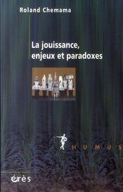 La jouissance, enjeux et paradoxes - Intérieur - Format classique