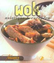 Wok asiatique et européen - Intérieur - Format classique