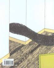 Le souterrain - 4ème de couverture - Format classique