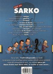 Tout sur Sarko - 4ème de couverture - Format classique