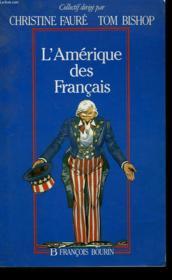 L'amerique des francais - Couverture - Format classique