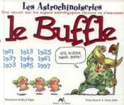 Les astrochinoiseries: Le Buffle - Couverture - Format classique