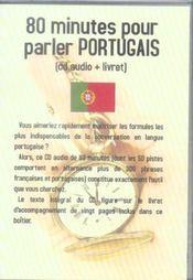 80 Minutes Pour Parler Portugais - Intérieur - Format classique