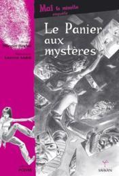 Le panier au mystère - Couverture - Format classique