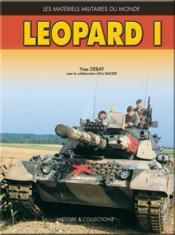 Le char léopard t.1 - Couverture - Format classique