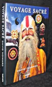 Sacred journey - Couverture - Format classique
