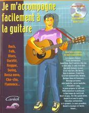 Je m'accompagne facilement à la guitare - Intérieur - Format classique